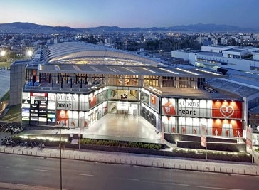 Athens Heart Mall