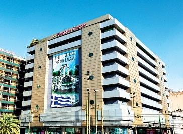 Hondos Center in Greece