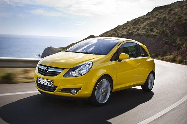 Car Rentals in Greece