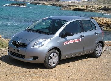 Caravel Car Rental in Heraklion