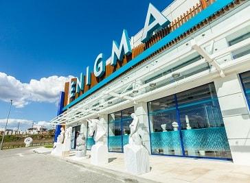 Enigma Mall in Nea Moudania