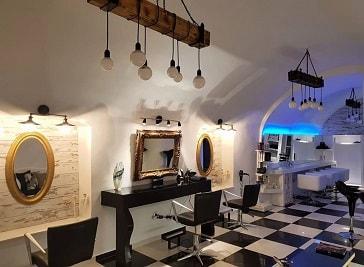Galatis Luxury Hair Salon in Santorini