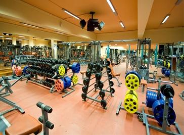 Hercules Fitness Club in Nea Erithrea