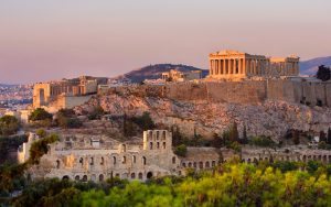 Athens is the spectacular birthplace of Western civilisation